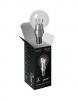 Лампа Gauss LED Globe Crystal Clear 3W E14 2700K