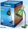 Светильник. Camelion KD-364 черный (прищепка)