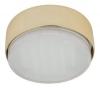 Светильник Ecola GX53 FT8073 золото