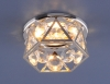 Светильник 7288 хром/прозрачный (CH/Clear) MR16