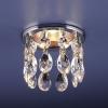Светильник 2055 хром/прозрачный хрусталь (CH/WH) MR16