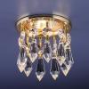 Светильник 2056 золото/прозрачный хрусталь (CH/WH) MR16