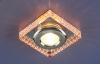 Светильник 1058 зеркальный/серебряный (Clear/SL) MR16