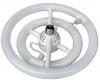 Ecola Лампа-руль 32+22W FCL-04 E27 2700K