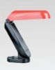 Светильник.Camelion KD-003 красный с черным