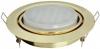 Светильник Ecola GX53 FT9073 золото