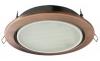 Светильник Ecola GX70 H5 чернёная медь