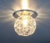 Светильник HS-1002 G9 (SL) серебро Электростанда