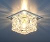 Светильник HS-1003 G9 (SL) серебро Электростанда