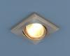 Светильник HS-105A (SN/N) сатинированный никель/никель (MR16) Эл