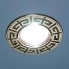 Светильник HS-120090 (SB) бронза (MR16) Электростандарт
