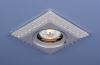 Светильник HS-120091 (CH) хром (MR16) Электростандарт