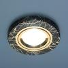 Светильник HS-2050 (BK/GD) черный/золото (MR16) Электростандарт