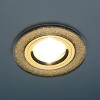 Светильник HS-2090/3 (GD) золото (MR16) Электростандарт
