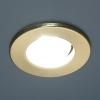 Светильник HS-3224B (R50/E14) золото матовое Электростандарт