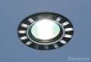 Светильник HS-5814 черный/хром (MR16) Электростандарт
