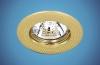 Светильник HS-601 (G) золото (MR16) Электростандарт