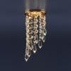Светильник 205A-C золото/прозрачный хрусталь MR16