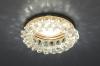 Светильник 206 золото/прозрачный (FGD/Clear) MR16