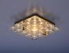 Светильник 7235 золото/прозрачный (GD/WH) MR16