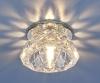 Светильник 6237 зеркальный/прозрачный (Clear) G9