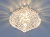 Светильник 8506 хром/прозрачный (CH/Clear) G9