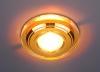 Светильник 1050 зеркальный/золотой (GD) MR16