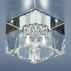 Светильник 498 прозрачный (Clear) G4