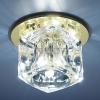 Светильник 499 золото/прозрачный (GD/Clear) G9