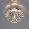 Светильник 6186 прозрачный (clear) G9
