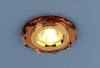 Светильник 800/2 коричневый/золото (Brown/GD) MR16