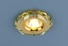 Светильник 800/2 зеркальный/золото (YL/GD) MR16