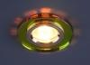 Светильник 8060/6 зеркальный/мультиколор (SL/MULTI) MR16