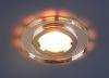 Светильник 8060/6 зеркальный/серебряный (SL/SL) MR16