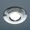 Светильник 8160 зеркальный/серебряный (SL/SL) MR16