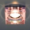 Светильник 9171 розовый (PK) MR16