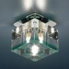Светильник SD8031 зеленый (GR) G9