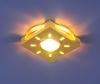 Светильник 1051 золото/желтая подсветка (GD/YL/Led) (MR16)