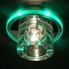 Светильник N4/R зеленый (GR) (G4)