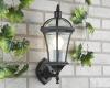 Светильник уличный-Capella черный Электростандарт