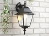 Светильник уличный-NX9701 2D черный Электростандарт