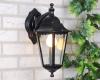 Светильник уличный-NX9701 4D черный Электростандарт